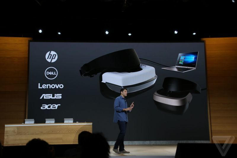 Microsoft's new VR headsets
