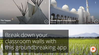Break down your classroom walls with this groundbreaking app