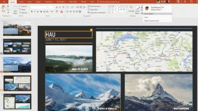 Microsoft Office 365 catches up a bit more with Google's productivity apps