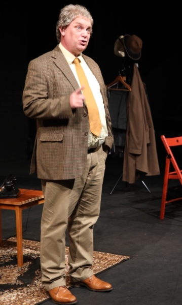 Steve Dimmer as Sid James