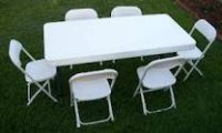 kids table and chair rentals near me