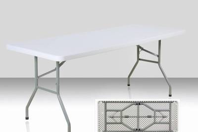 rectangle tables, tables for rent, tables, white plastic tables, banquet tables, 6ft rectangle tables