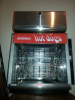 Hot Dog Machine Rental near me