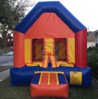 JUMPER, BOUNCE HOUSE, SMALL JUMPER, 11X11 JUMPER, 11X11 BOUNCE HOUSE, MOON BOUNCE