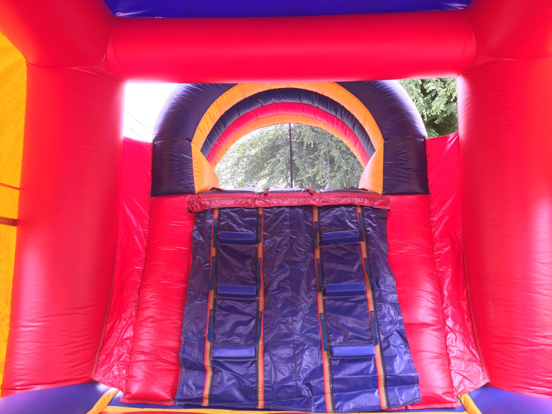COMBO JUMPER, BIG SLIDE JUMPER, 3 IN 1 COMBO JUMPER, WATERSLIDE, BIG WATERSLIDE JUMPER