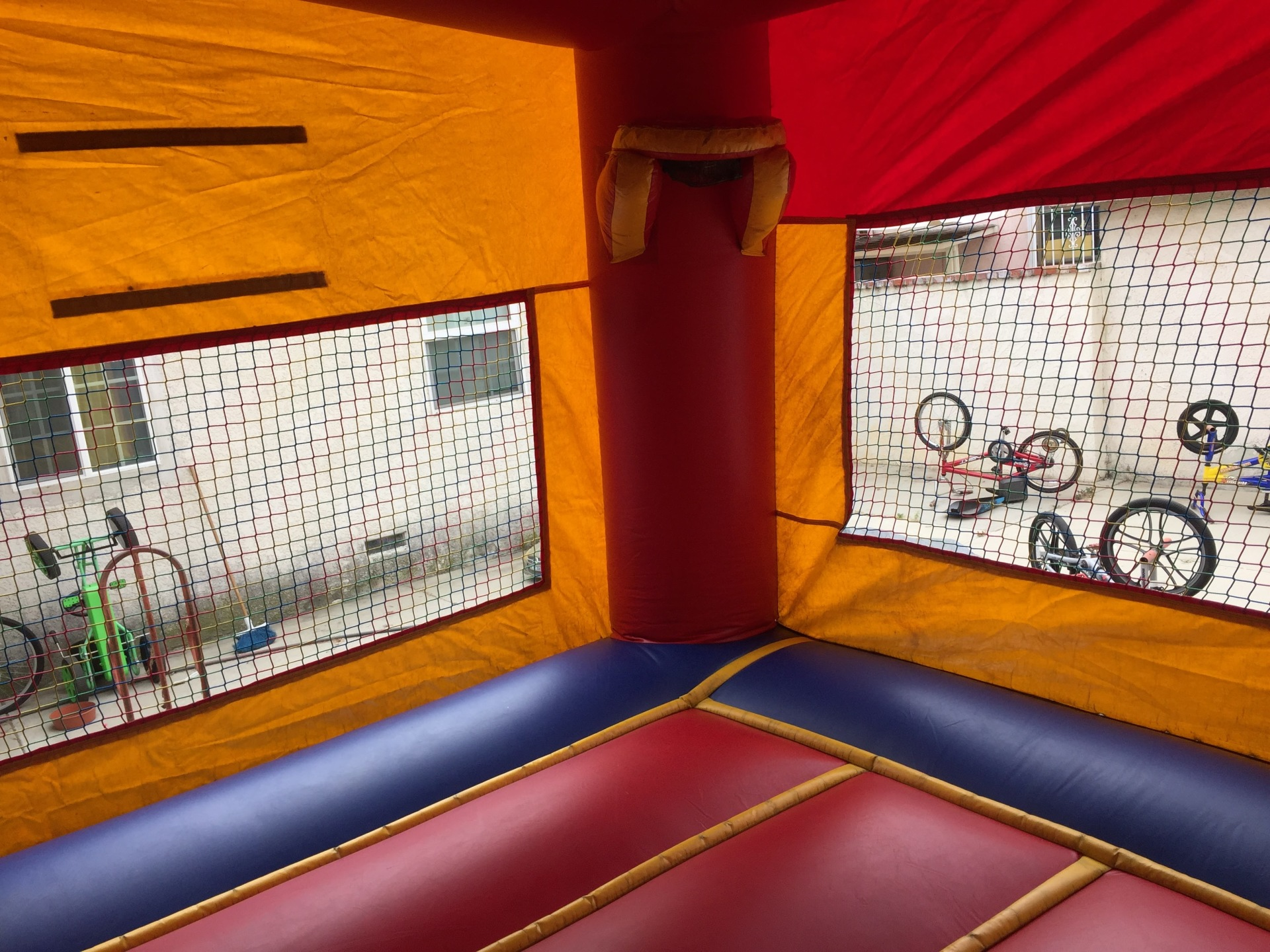 COMBO JUMPERS, 3 IN 1 COMBO JUMPERS, JUMPING AREA, BIG SLIDE, WARERSLIDE RENTALS, BIG COMBO JUMPER