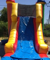 BIG SLIDE, WATERSLIDE JUMPER, COMBO JUMPER, 3 IN 1 COMBO JUMPER, BIG WATERSLIDE JUMPER, BIG COMBO JUMPER,