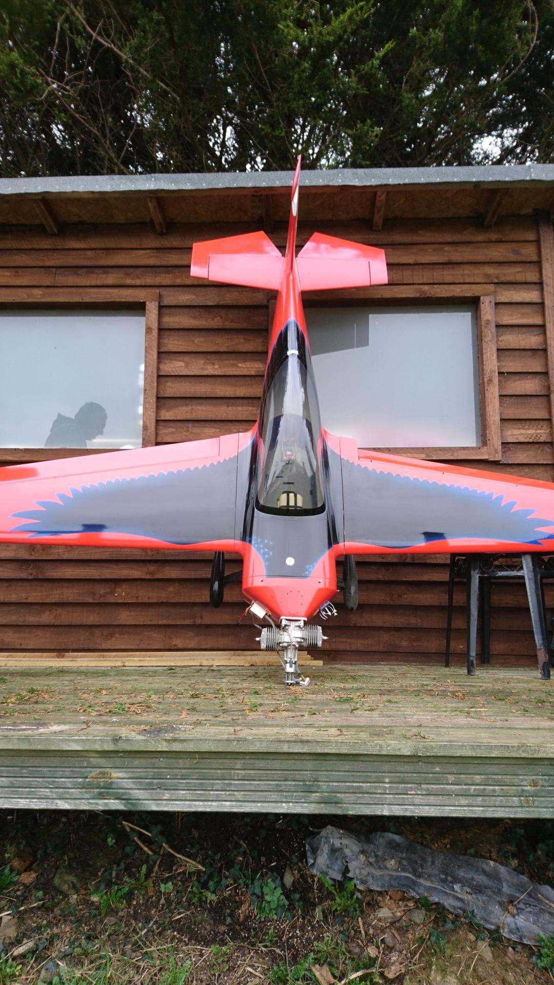 Airtrade Raven 100cc