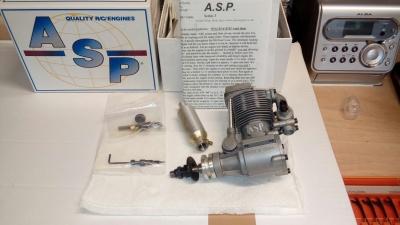 ASP .91 Four Stroke