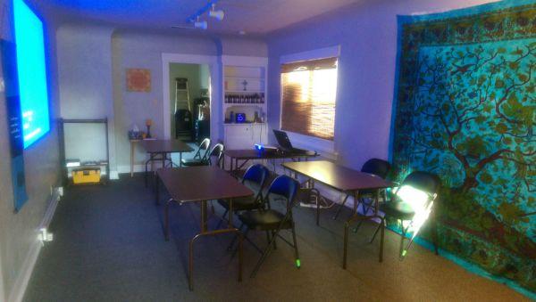 Our Classroom & Sanctuary
