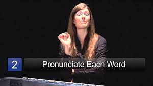 How to Practice Diction for Vocal Exercises : Vocal Exercises