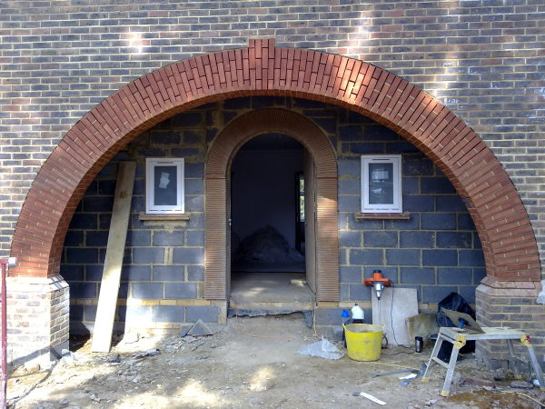 Arch - Before