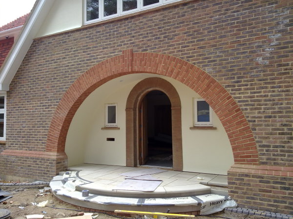 Arch - Completed