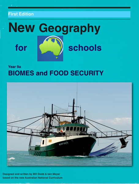 Year 9A Biomes and Food Security