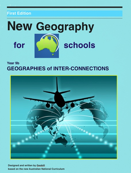 Year 9B Geographies of Interconnections