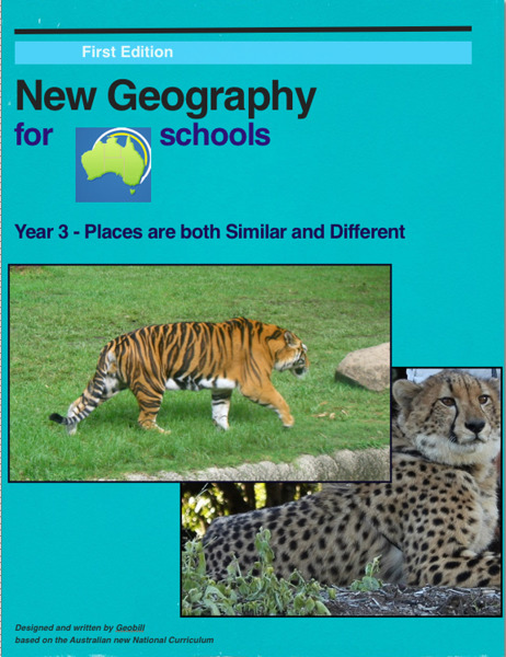 Yr3 - Places are both Similar and Different