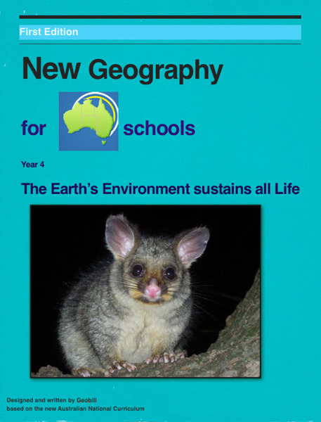 Yr4 - Earth's Environment sustains Life
