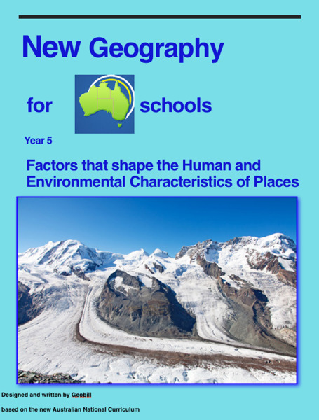 Yr5 - Factors shape the Human and Environmental Characteristics