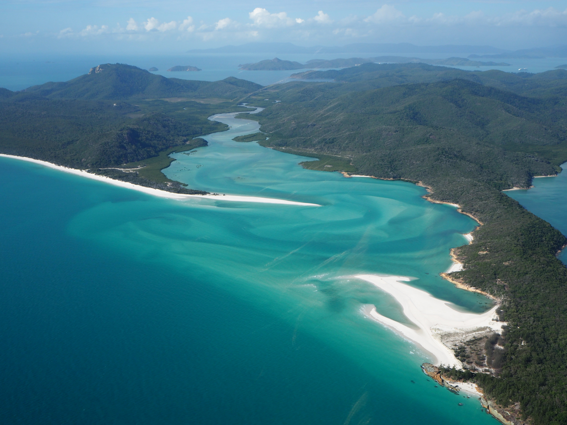 Whitsunday Islands, North Queensland