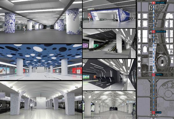zhouwenjun-Beijing-Olympic-Special-Line--Metro-Station-Design-02