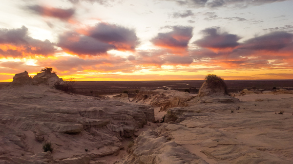 Mungo Magic Sunset