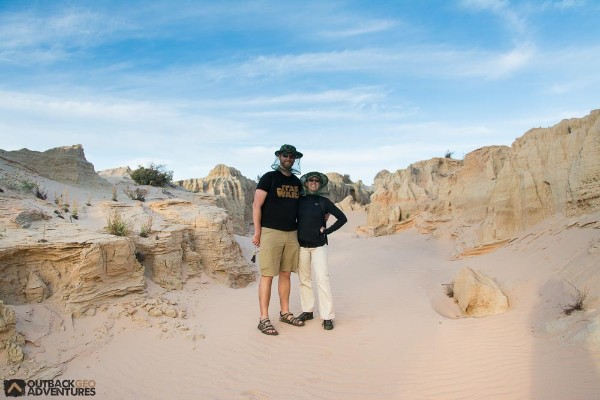 Mungo National Park Day Tour