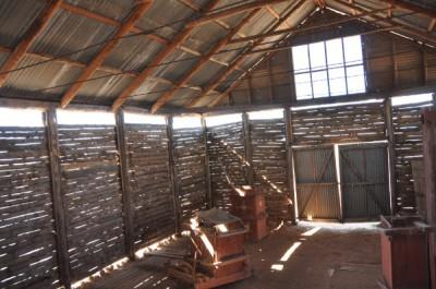 Historical Mungo Woolshed - Mungo National Park