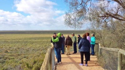 Mungo Lookout - Mungo National Park
