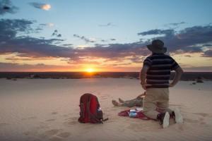 Mungo Sunset Tour - Mungo National Park