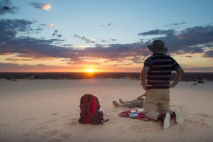 Mungo Sunset Tour - Mungo National Park