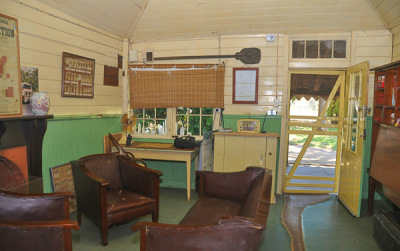 The Manager's Office - Yanga Homestead