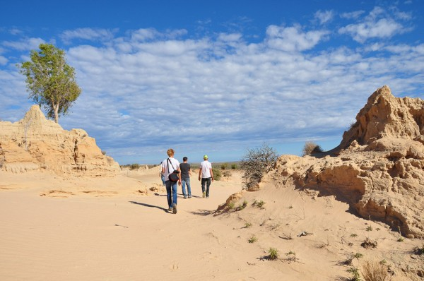 Mungo Guided Tour