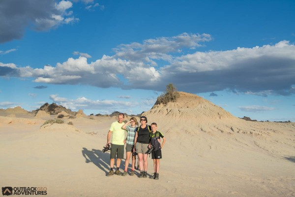 Mungo Sunset Tour