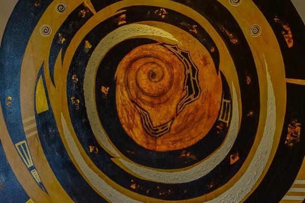 Aboriginal Art - Mungo Visitor Centre