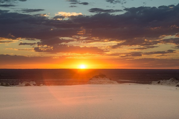 Stunning Mungo Sunset