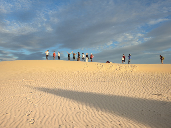 Mungo National Park Full Moon Tour and Yoga Retreat