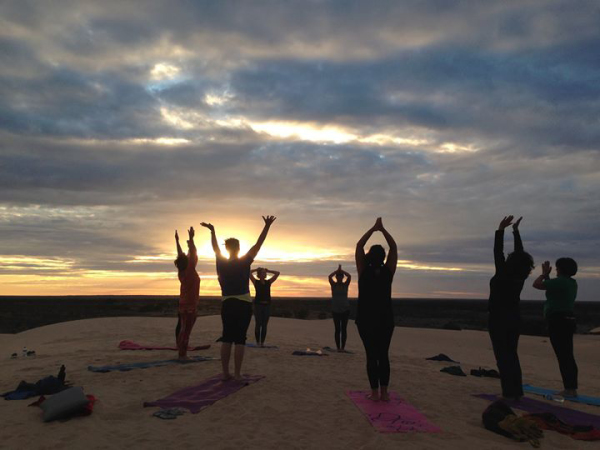 Mungo Full Moon Yoga Retreat