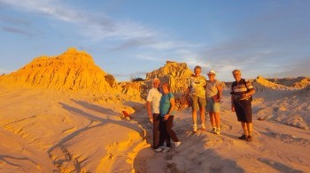 Mungo National Park Tours
