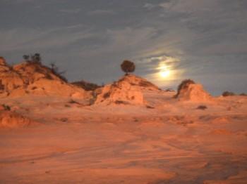 Mungo National Park Balranald