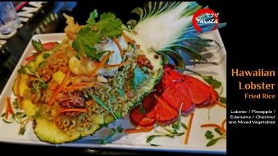 Hawaiian Lobster Fried Rice