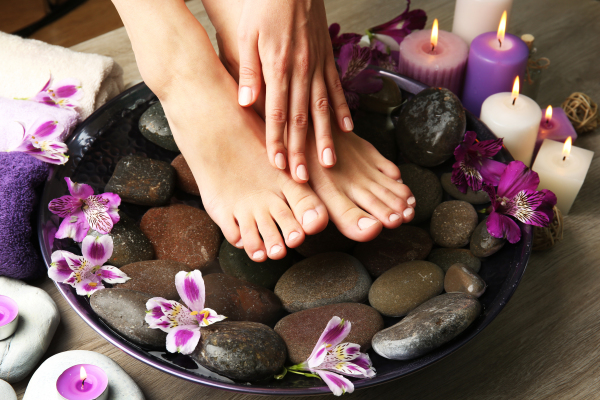 manicures pedicures  swansea body organic