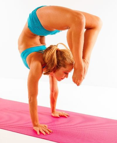 Are you good at yoga? You may be missing the point