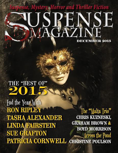 Suspense Magazine Review