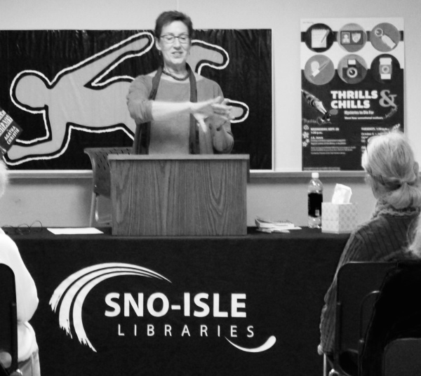 Oak Harbor Library Update