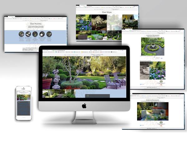 Terras Landscape Website 2.0