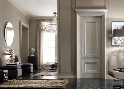 AMANTEA 1314/QQ Satin-finished door