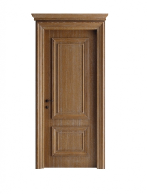 AMANTEA 1314/QQ Medium brushed oak door