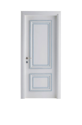 AMANTEA 1314/QQ waxed painted door