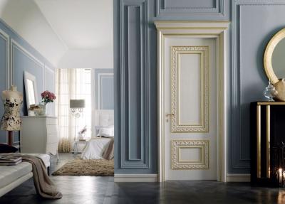 CASTIGLIONE 1344/QQ Nacreous brushed oak door