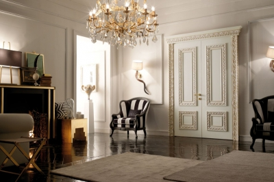 CASTIGLIONE 1344/QQ Aged white door